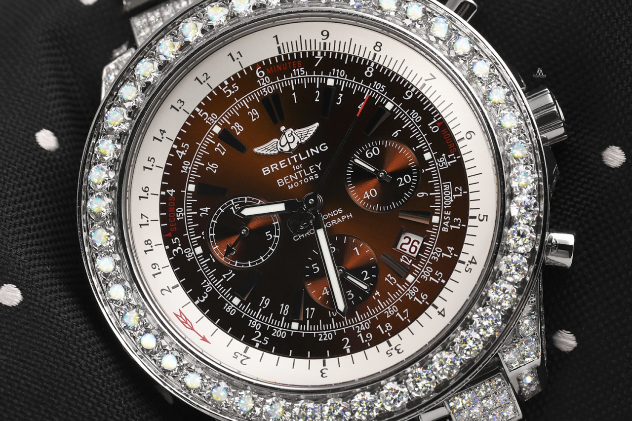 Pre-Owned Breitling Bentley A25362 Watch