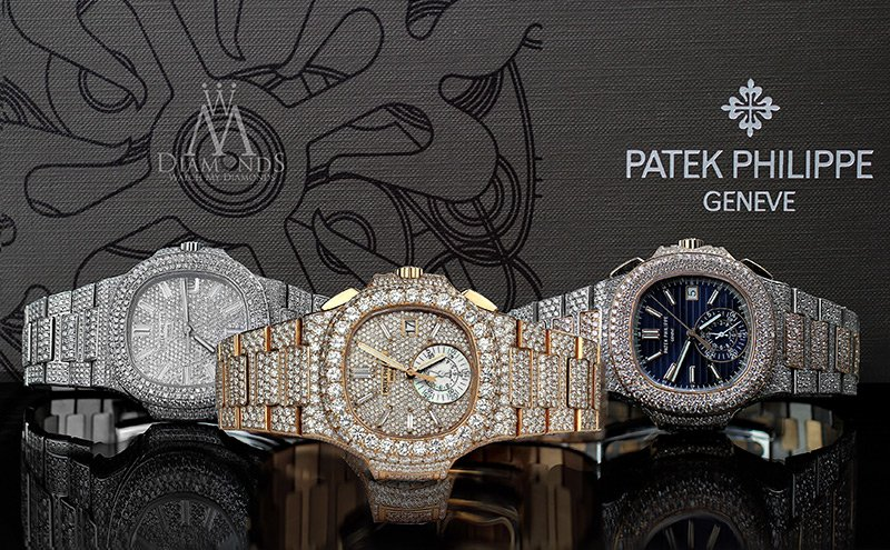 Exclusive Diamond Watches