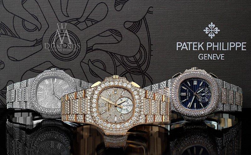 Exclusive Diamond Watches