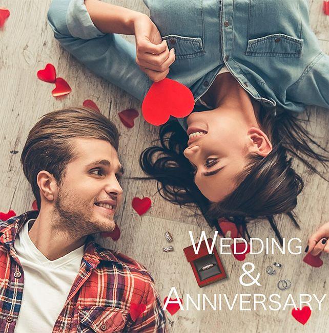 Wedding & Anniversry